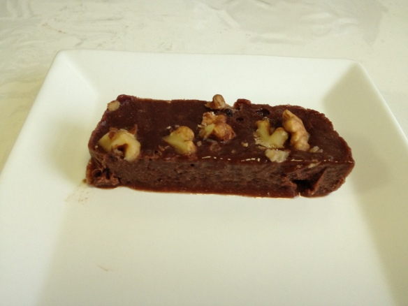 Banana Chocolate Fudge 2