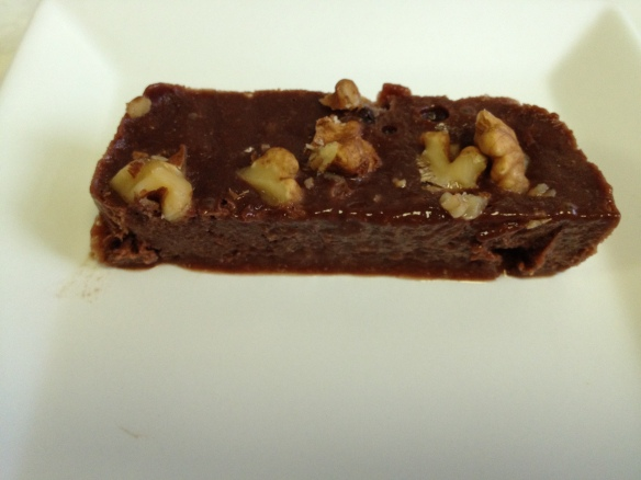 Banana Chocolate Fudge