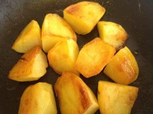 beef curry potato