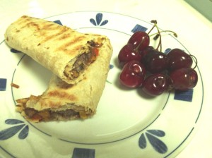 Beef steak wrap 3