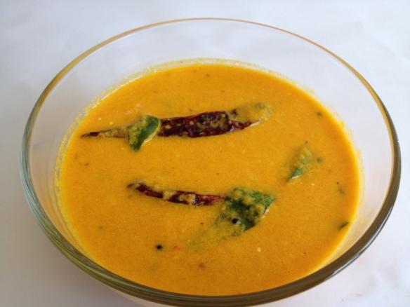 Carrot Chutney 1