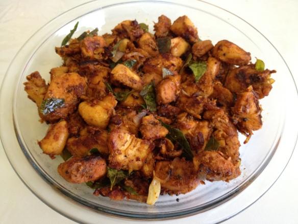 Chicken Dry Fry 1