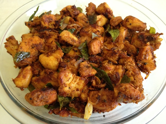 Chicken Dry Fry