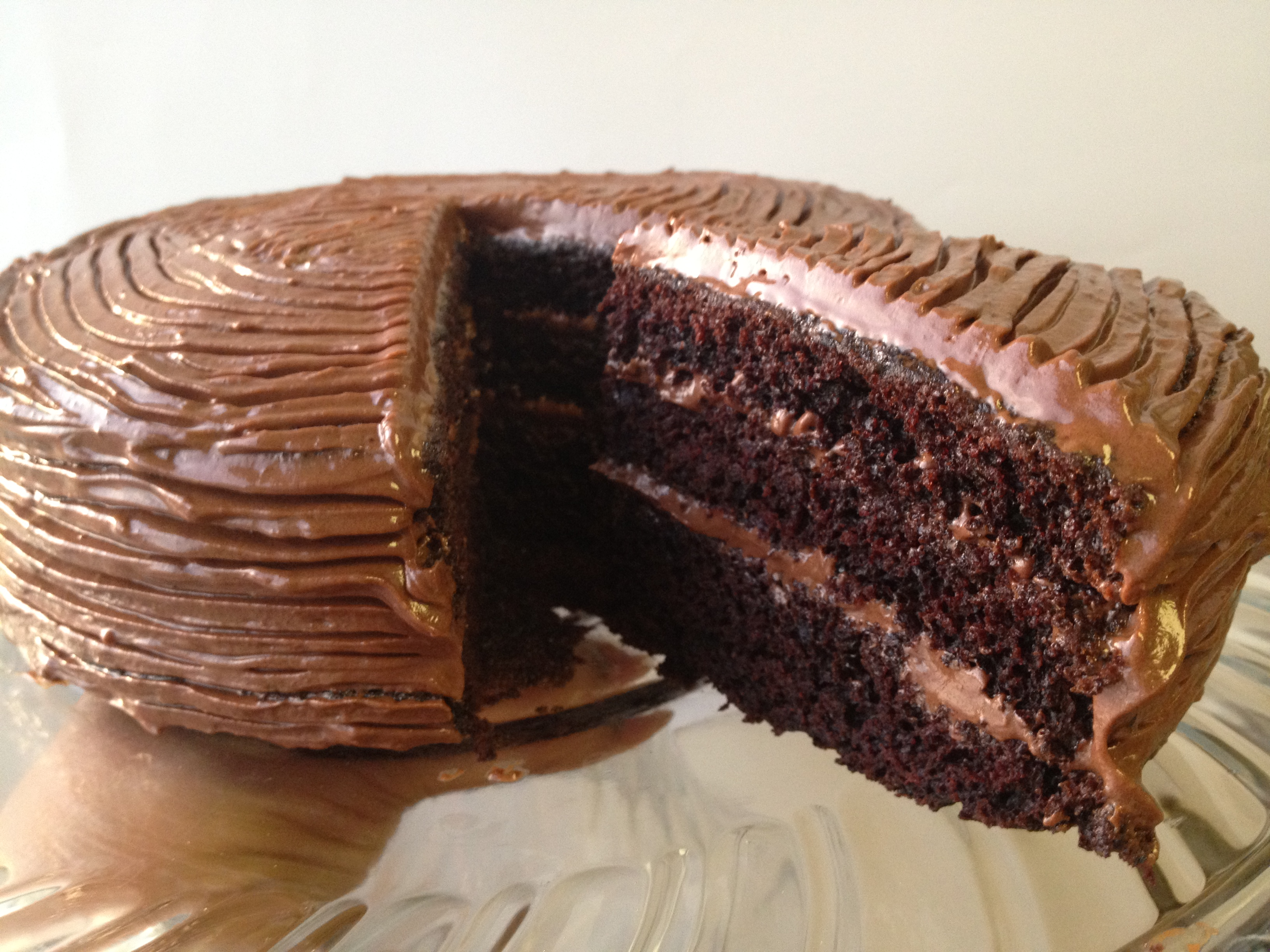 Basic Chocolate Cake Recipes — Dishmaps