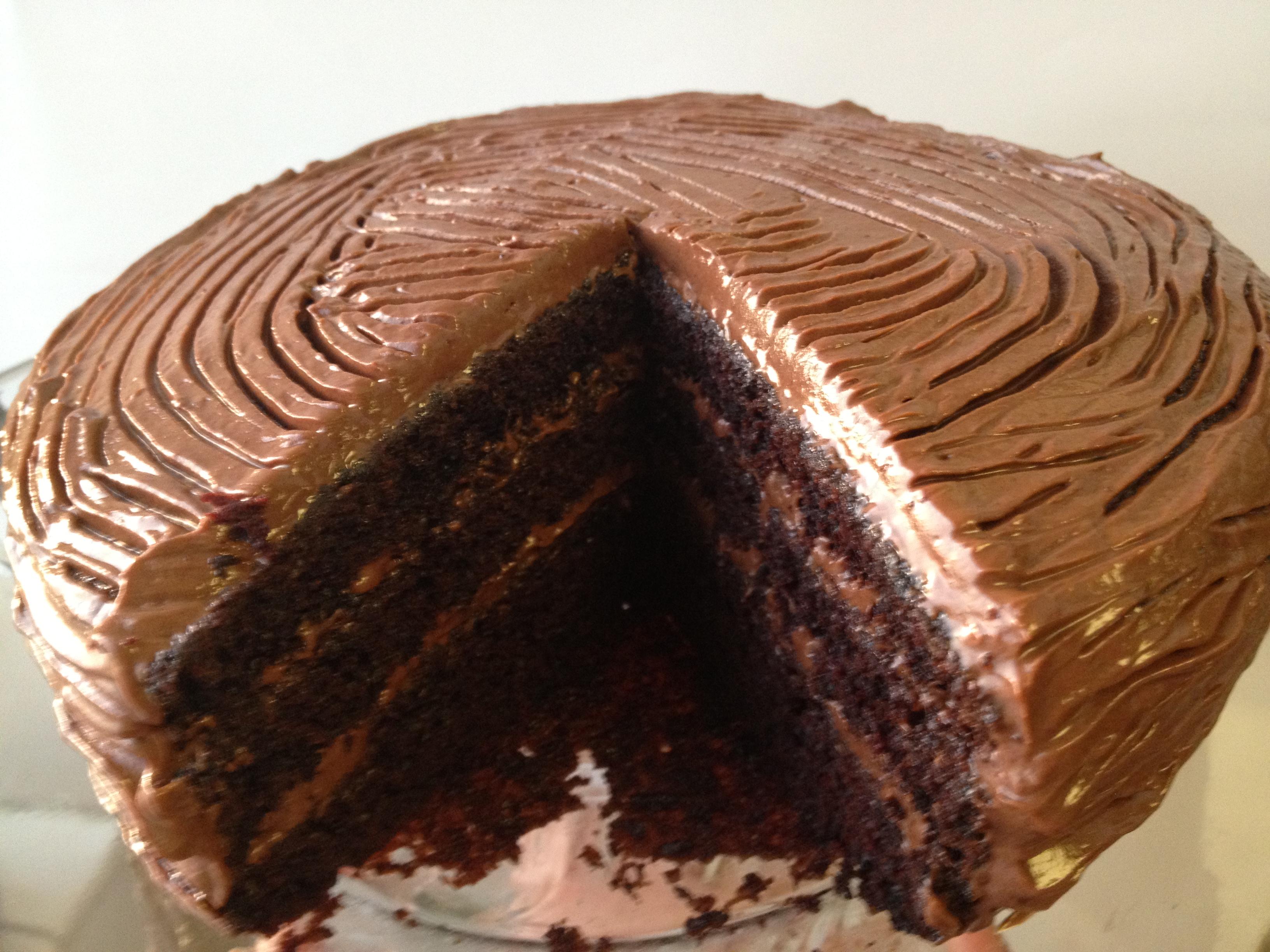 Eggless Chocolate Cake | easy cooking n' baking