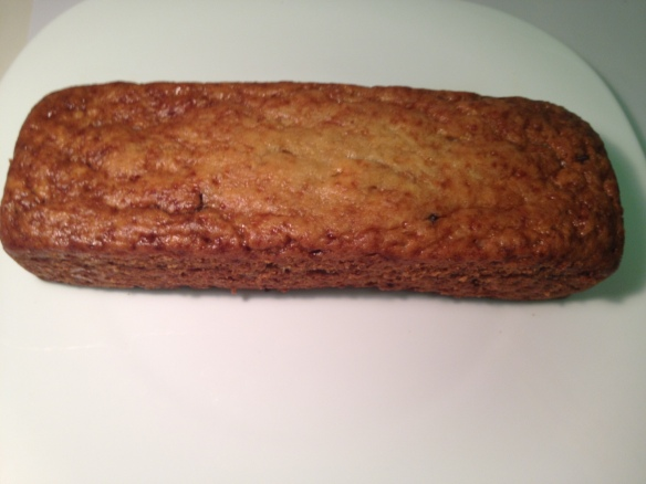 Moist Banana Bread 1