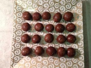 No bake date balls 2