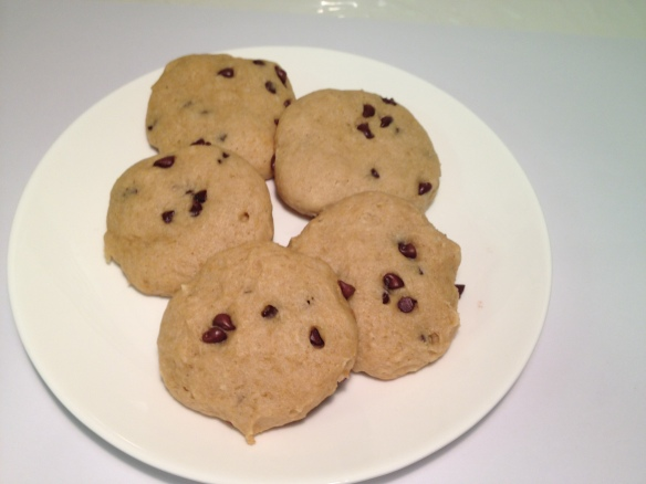 Sweet potato cookie 1