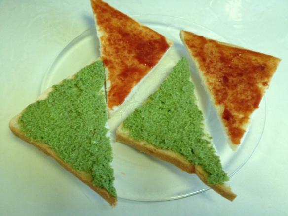 Bread Pakoda Sandwich 1
