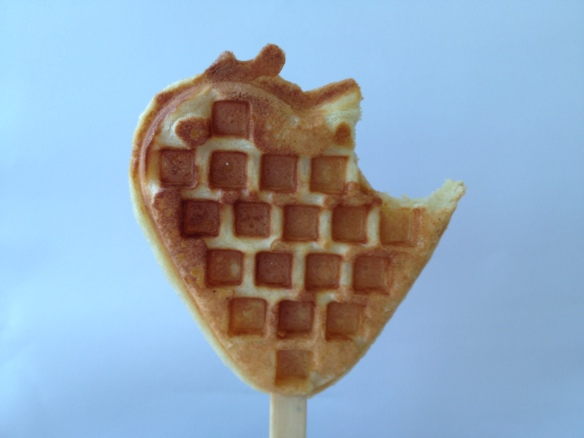 Buttermilk Waffles 1