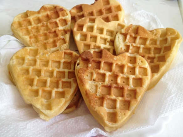 Buttermilk Waffles 2