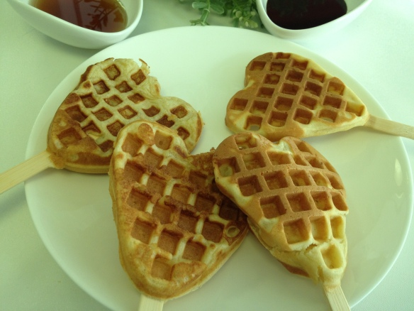 Buttermilk Waffles | easy cooking n' baking