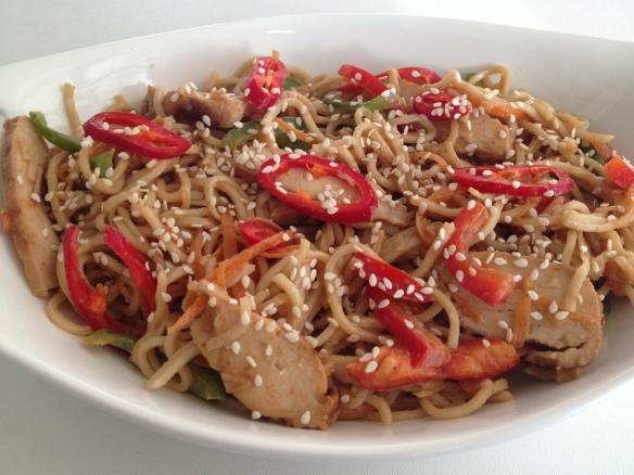Thai Noodle Salad 2