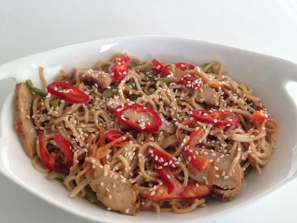 Thai Noodle Salad 3