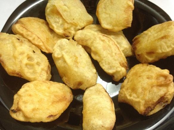 Chakkapazham Porichathu (Jackfruit Fritters)