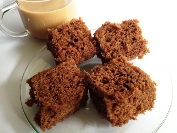 Microwave cake -4 min 1