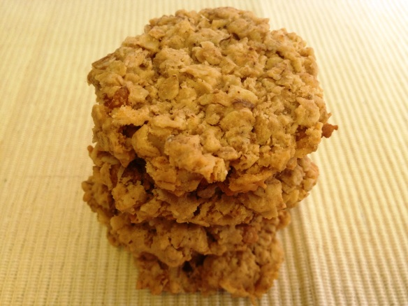 Oats Walnuts Cookies
