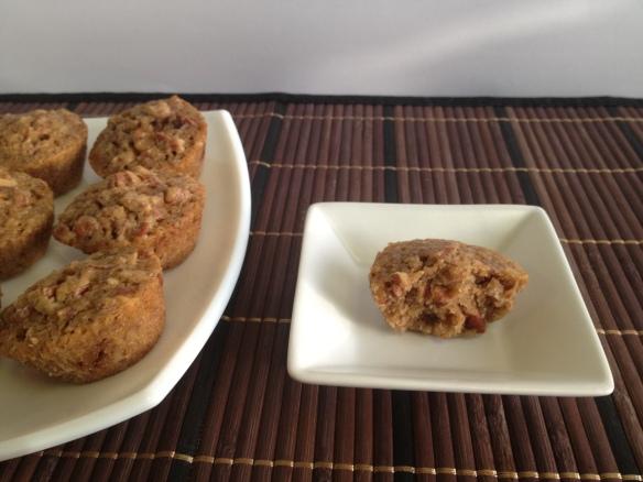 Pecan Pie Muffins 1