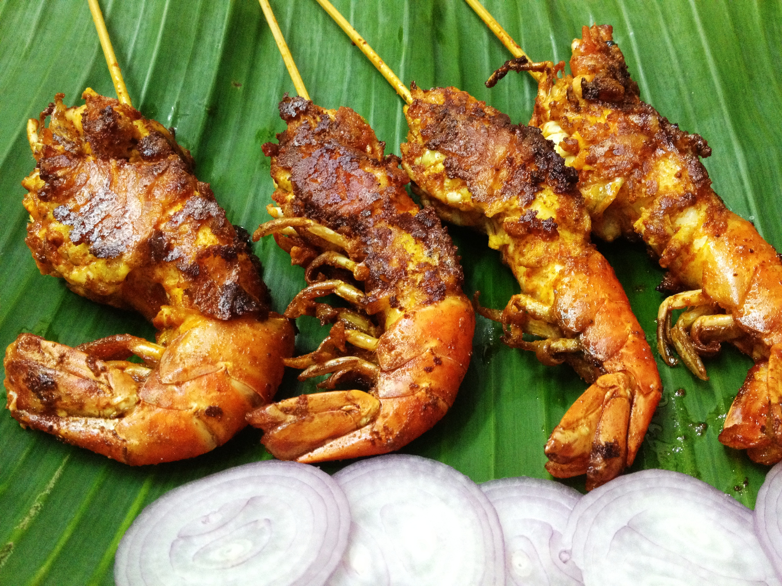 Prawns fry easy cooking n 39 baking for What is the best oil to fry fish in