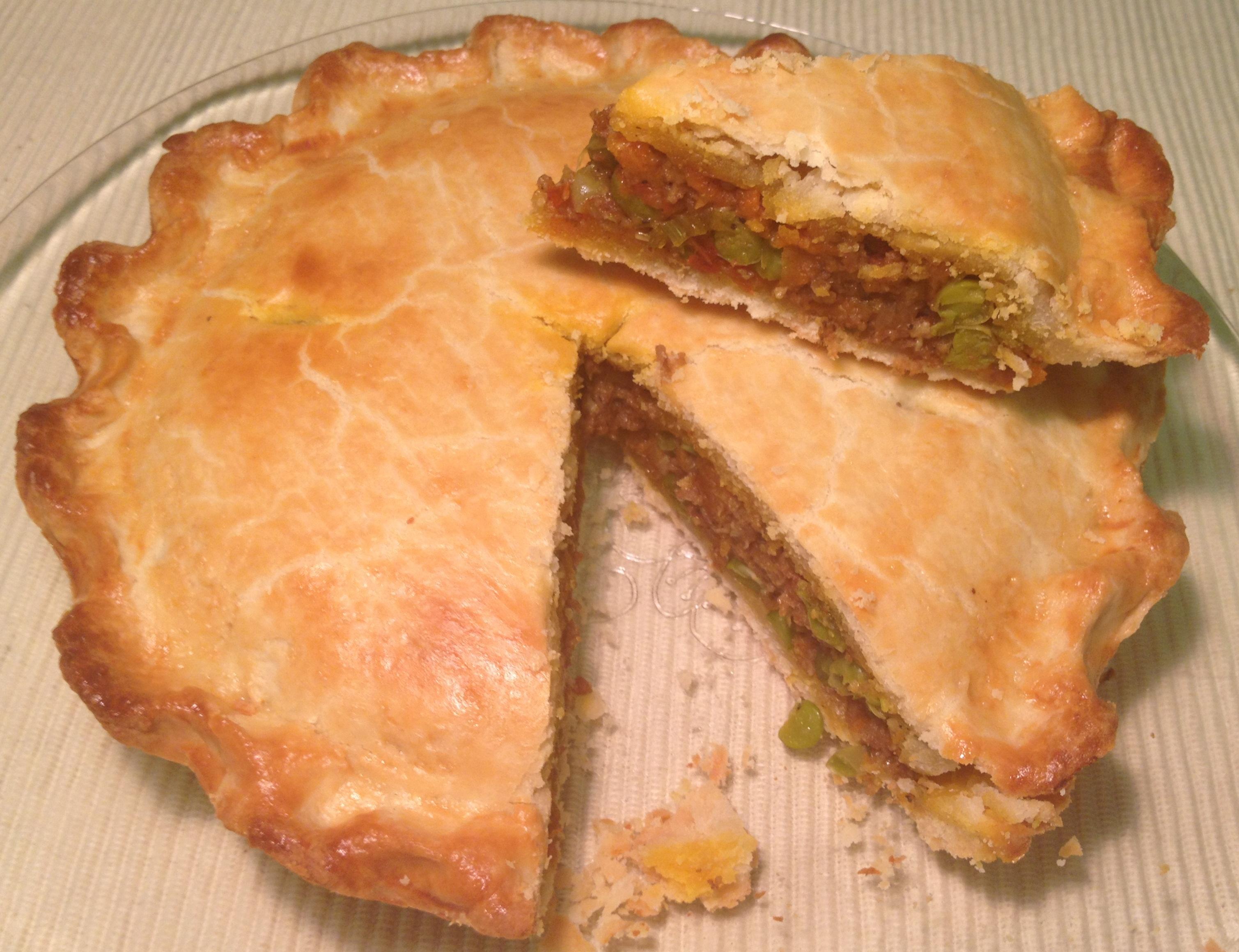 Meat Pie | easy cooking n' baking