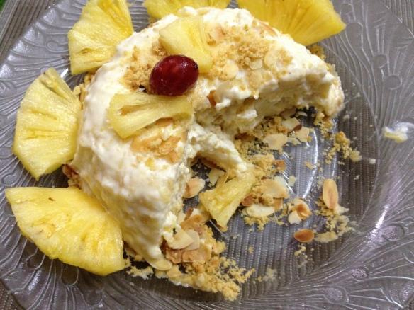 Pineapple Pudding 1