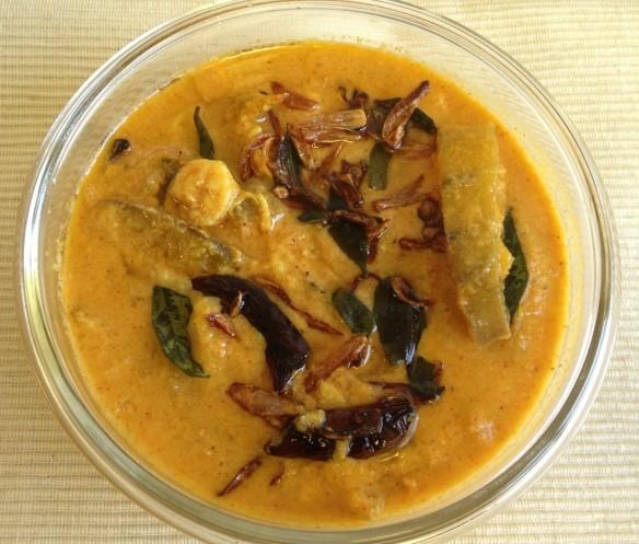 Chemeen Manga curry 1