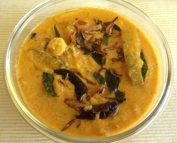 Chemeen Manga curry