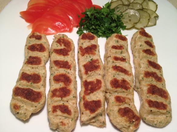 Chicken Mince Kabab