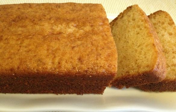 Eggless Vanilla Sponge Cake 1