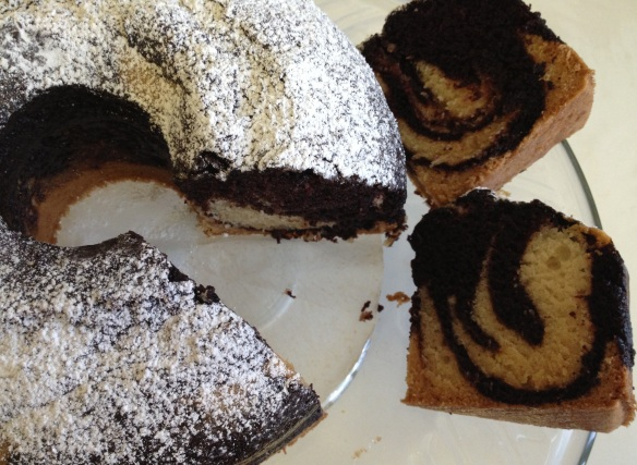 Marble Cake 2