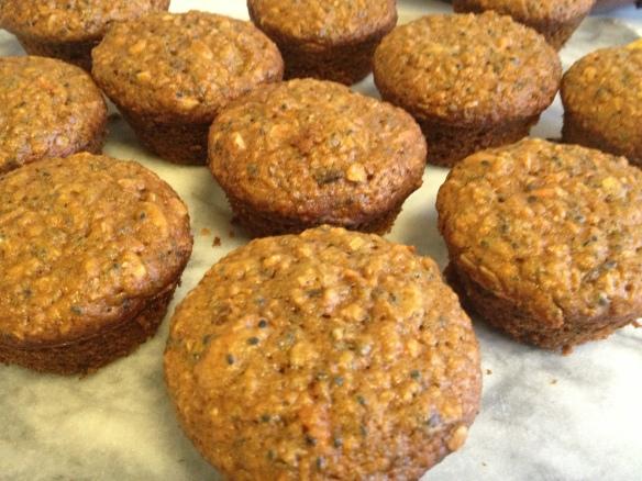 Morning Glory Muffins 1