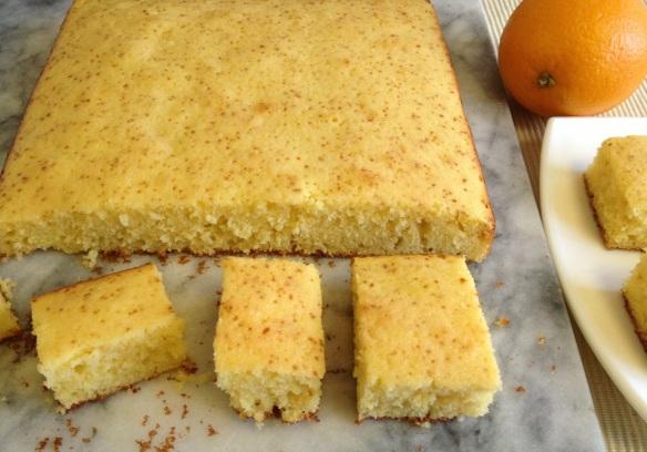 Orange Cake 1