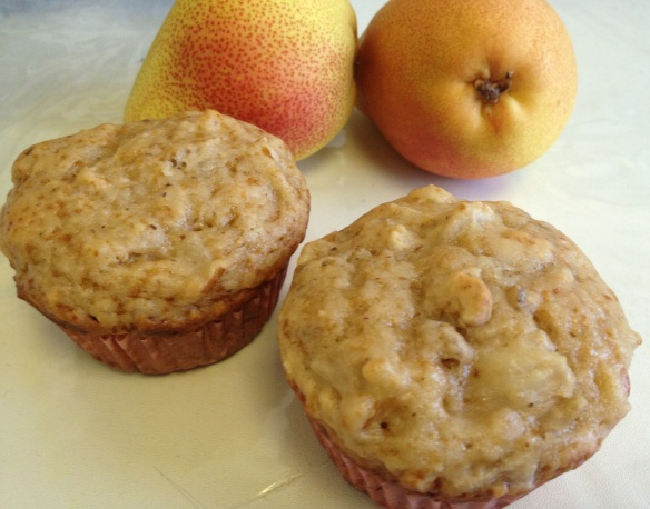 Pears Muffin