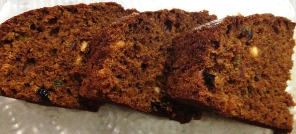 Mum's Xmas Fruit Cake 1