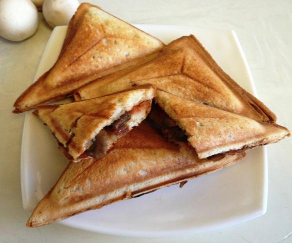 Mushroom Sandwich 1