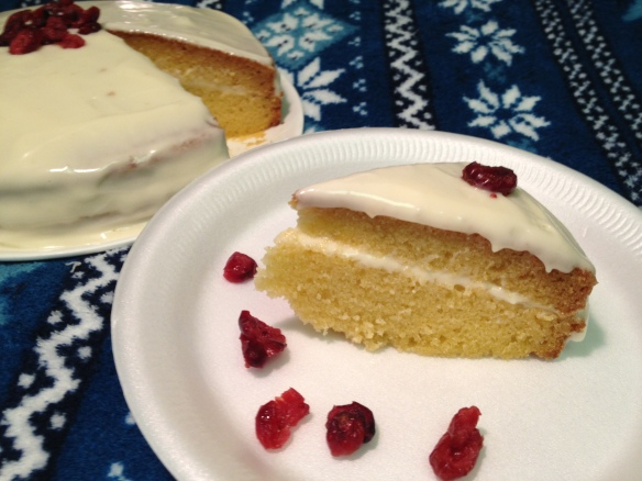 Pumkin Cake