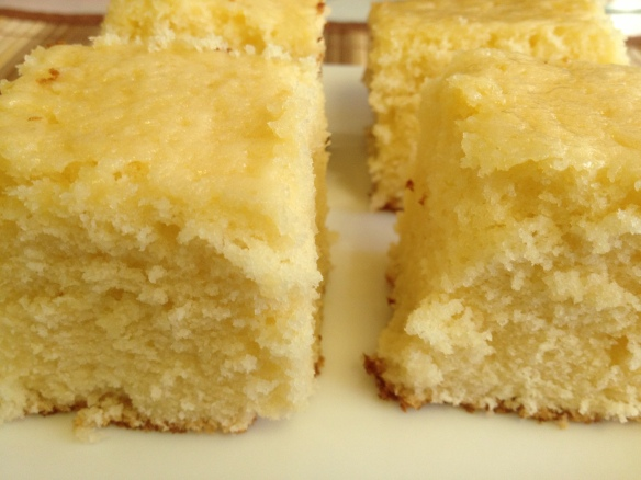 Lemon Buttermilk Cake 1