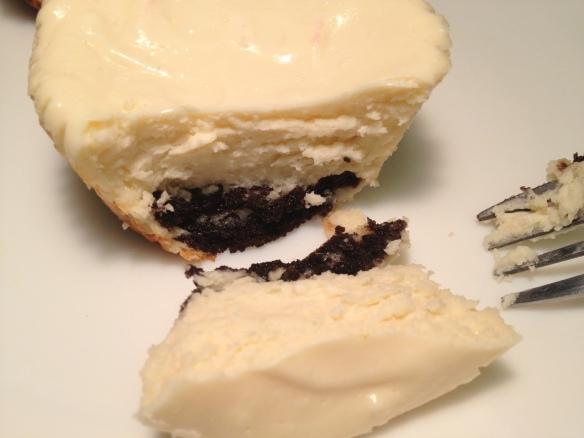 Mini Cheesecake with Greek Yogurt 1