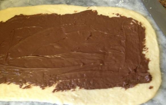 Nutella Braid Loaf 2