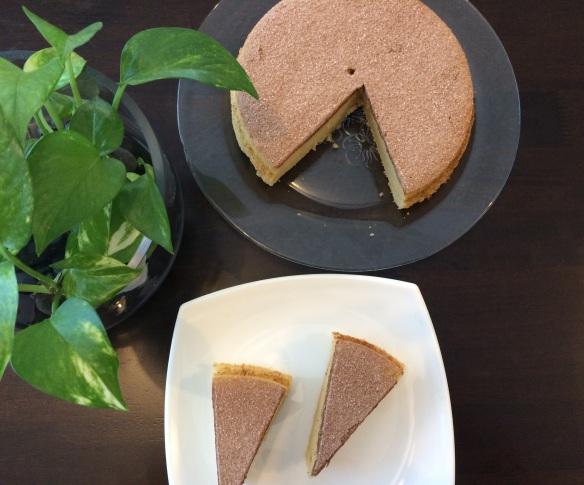 Chickpeas Cake 1