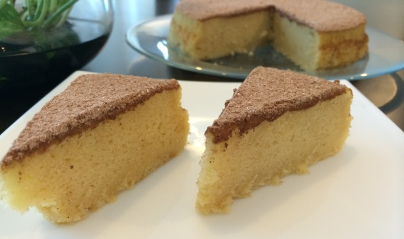 Chickpeas Cake 2