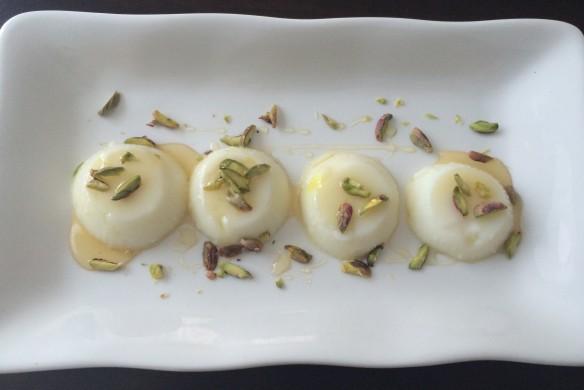 Sahlab / Cornflour Pudding