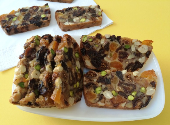Fruit and Nut Bars 1