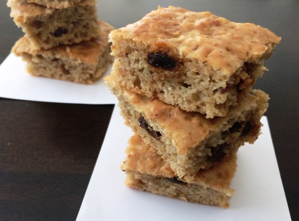 Oats Yogurt Bars