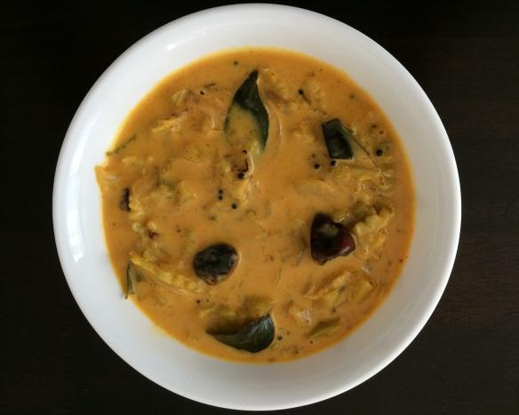 Pavakka Manga curry 1