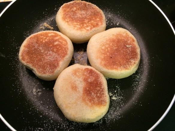 English Muffin 2