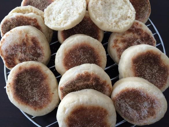 English Muffin 3