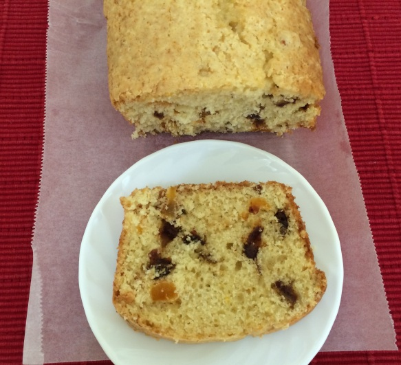 Apricot & Date Loaf 1
