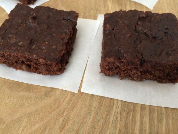 Oatmeal Chocolate Cake 1
