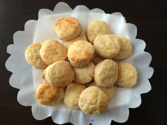 Mini Buttermilk Biscuits 1